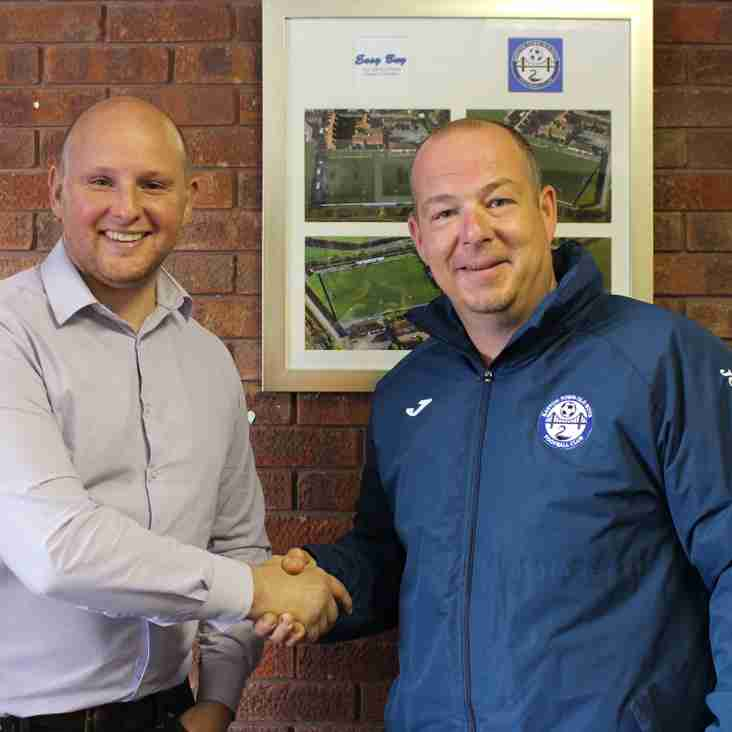 Club News | New Manager David Ricardo First Interview!