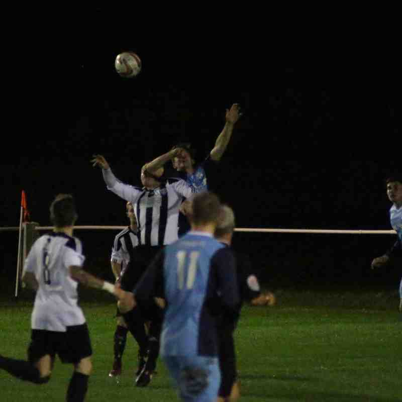 Penistone Church vs. Barton Town FC | Wednesday 25th October 2017 | NCEL Premier Division