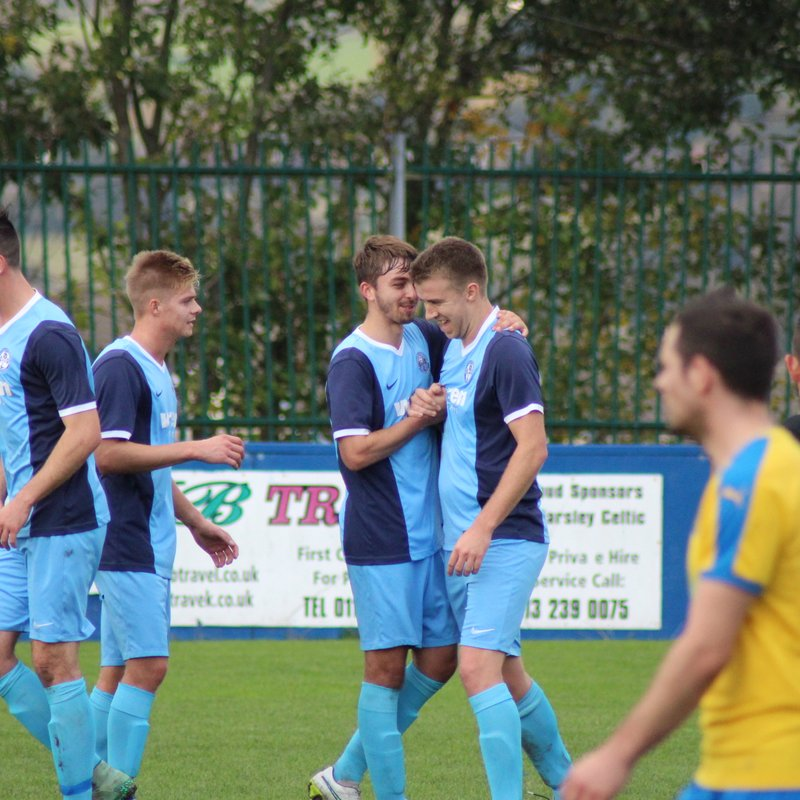 First Team lose to AFC Mansfield 2 - 0