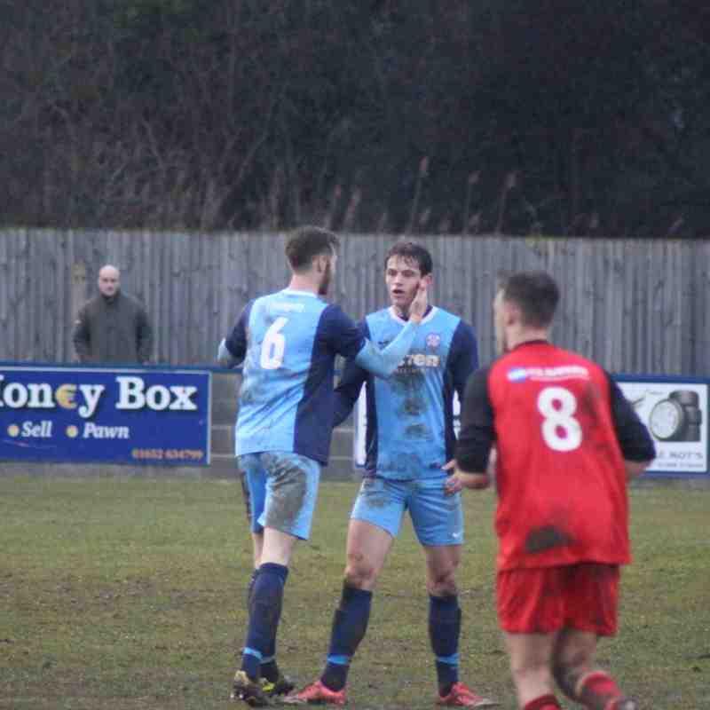 Barton Town vs. Handsworth Parramore | Saturday 3rd February | NCEL Premier Division