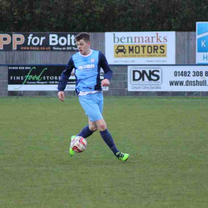 New Signing - Rogerson Returns To Barton