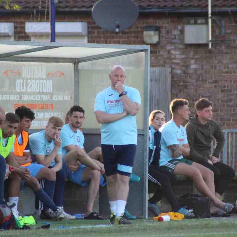 Barton Town FC vs. Scunthorpe United XI | Wednesday 4th July | Pre-Season