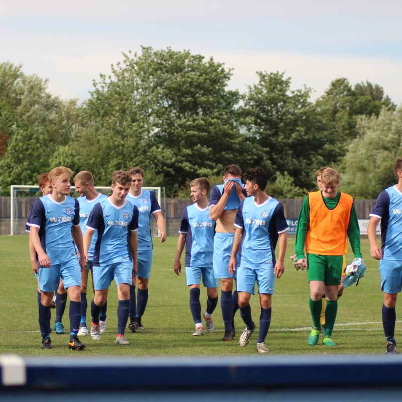 First Team lose to Bottesford Town 2 - 0