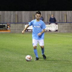 Barton Town FC vs. Clipstone FC | Tuesday 14th August 2018 | FA Cup Extra Preliminary Round Replay