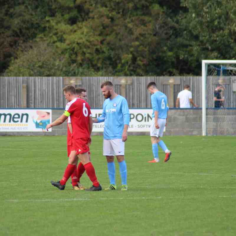 Barton Town FC vs. Ashton Town FC | Saturday 15th September | FA Vase 2nd Qualifying Round
