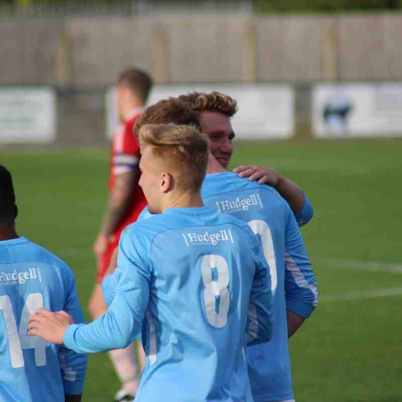 Barton Town vs. Brandon United | Saturday 13th October | FA Vase First Round