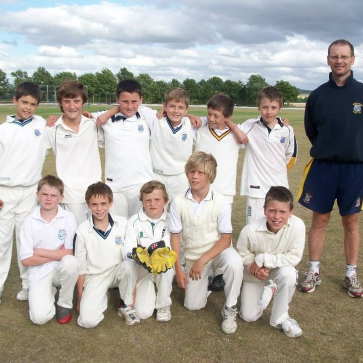 Youth Cricketers and Parents<