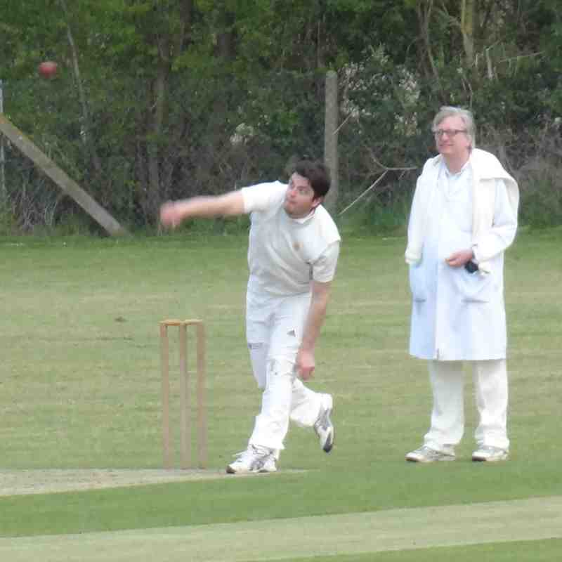 Challow v Wantage, April 2016