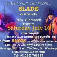 This Saturday: Glam Rock Night!