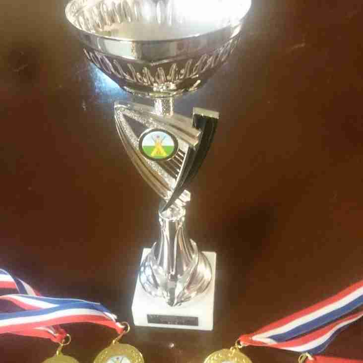 Challow Win Oxfordshire City Indoor League