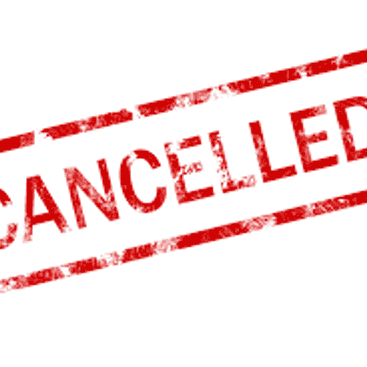 U11 Super-8s match v Didcot  is cancelled