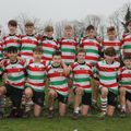 Under 15 lose to Winnington Park RUFC 32 - 17