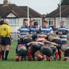 Wanstead V Old Cooperians 23rd Jan 16