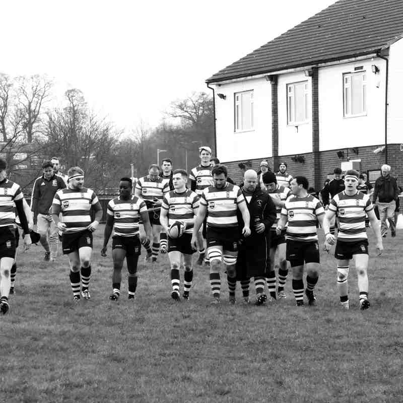 Wanstead v Southwold Feb 16th 19