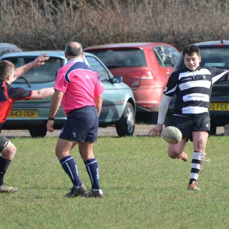 Colts Alcester 28-02-16