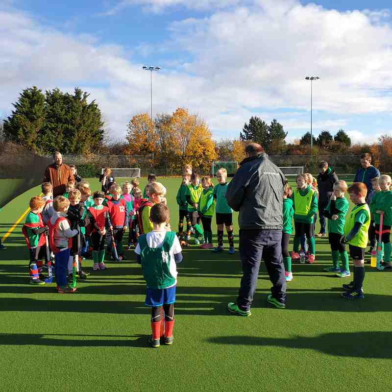 Juniors Sunday 11th November 2018