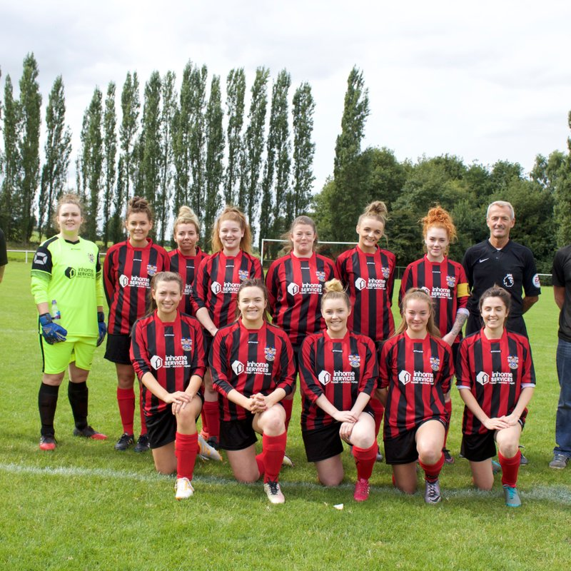 Lower Hopton Ladies FC beat Skipton Town 0 - 6