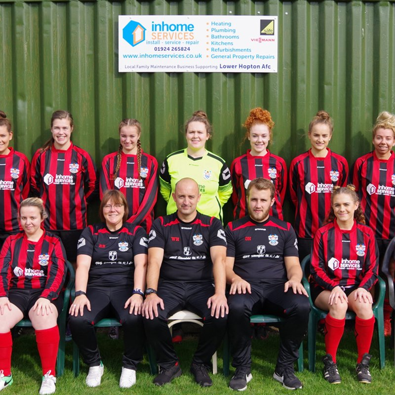 Lower Hopton Ladies FC lose to Middleton Athletic 3 - 0