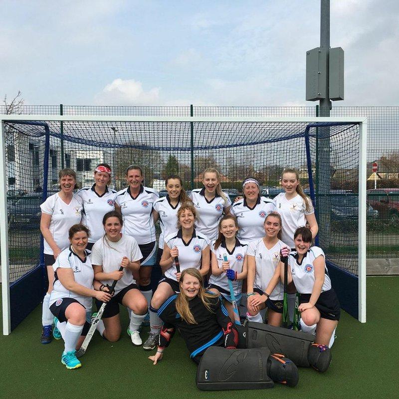 Ladies 3rd Team beat West Wilts 3 0 - 7