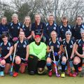 Ladies 3rd Team lose to OBHC 4 0 - 2