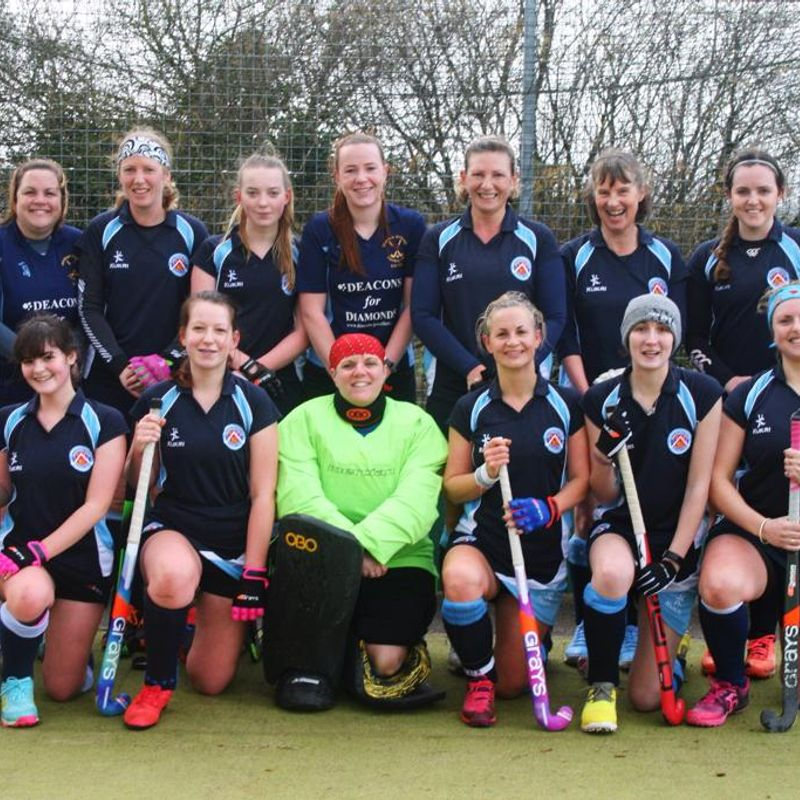 Wells City Acorns vs. Royal Wootton Bassett Hockey Club