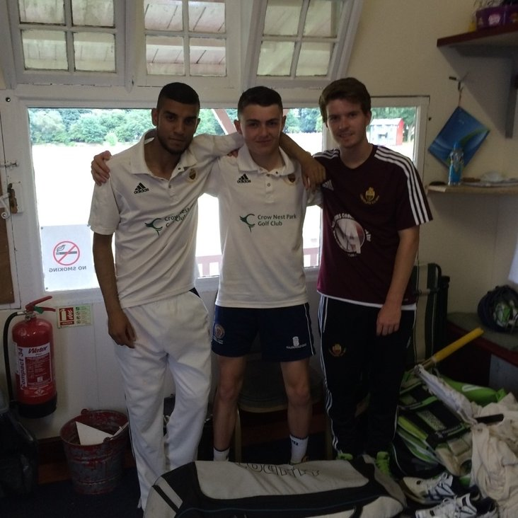 Jake and Alex lead 2nds to famous victory on unforgettable day<
