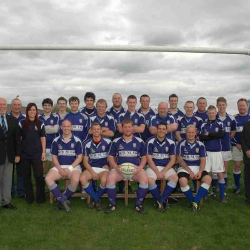 Ryton RFC 2010/2011