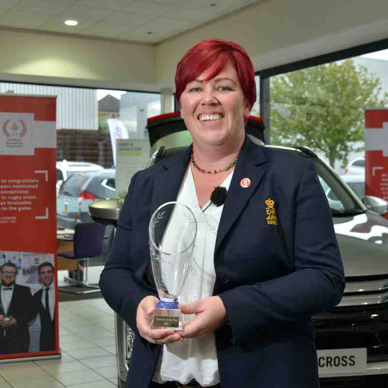 Mitsubishi Volunteer of the Year 2018
