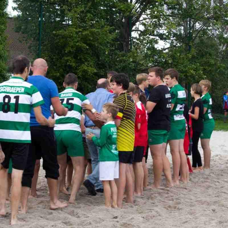Beach toernooi Hasselt (15/09/2018)