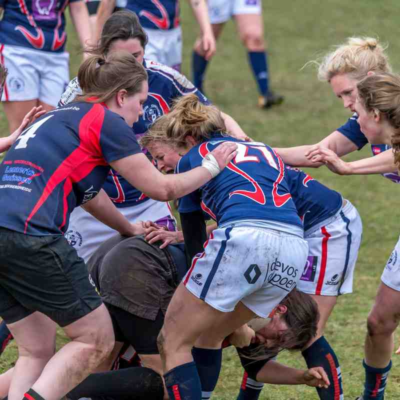 RC9 Ladies - RC Curtryke (10/03/2018)