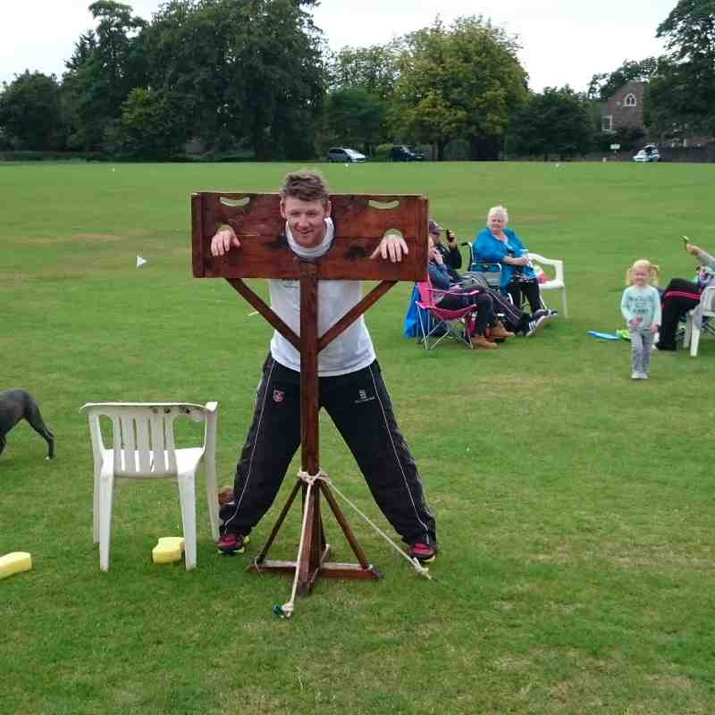 Hambrook CC - 2015 Club Open Day