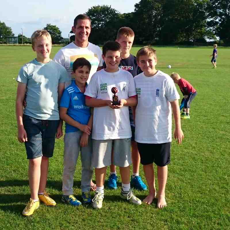 Hambrook CC - 2015 Club Open Day