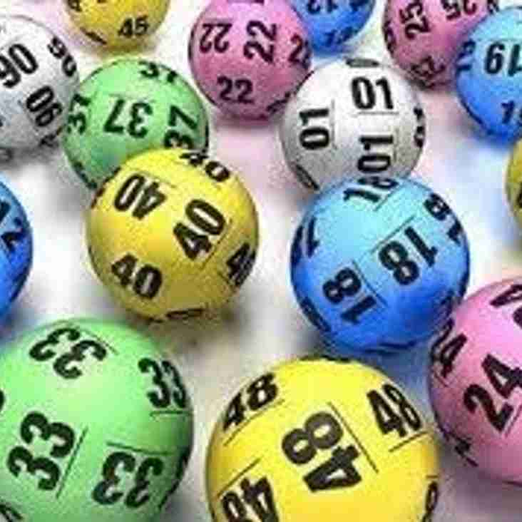 Hambrook CC - 2016 Lottery Bonus Ball