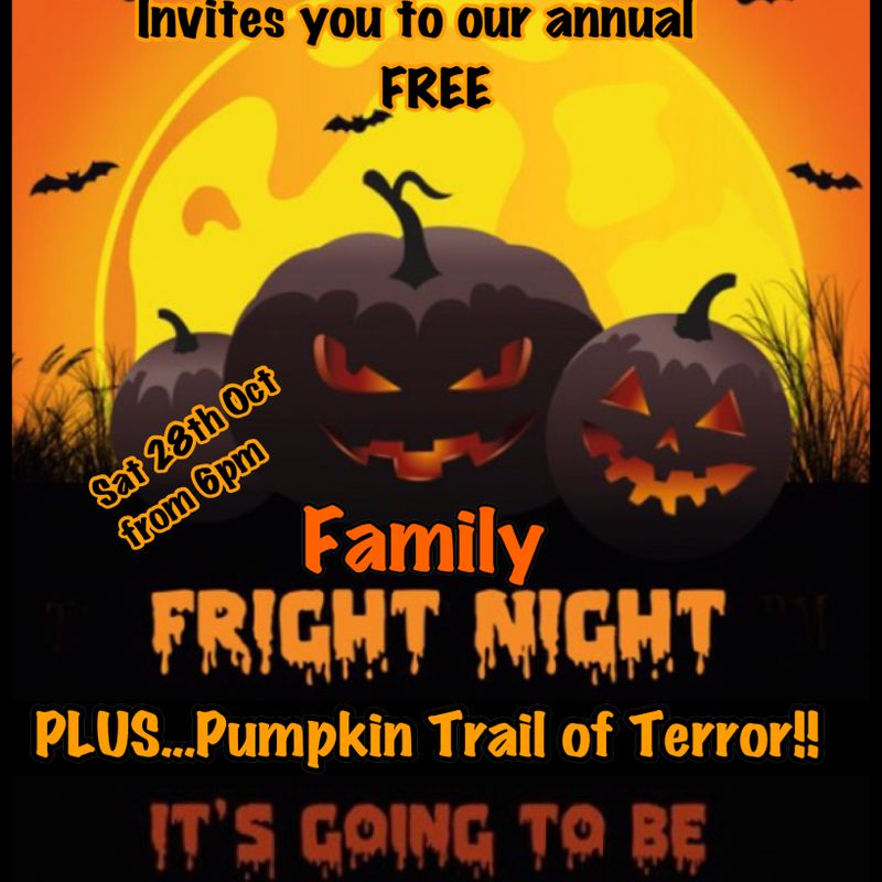 Halloween Family Fright Night