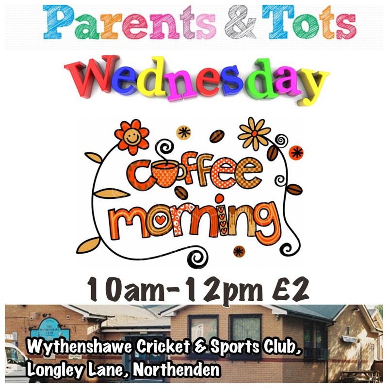 Parents & Tots Coffee Mornings *New*