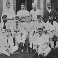Over 140 years of cricket at Wythenshawe CC (Northenden)