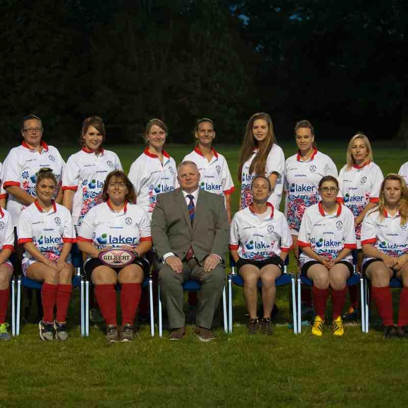 Ladies Team 2016-2017