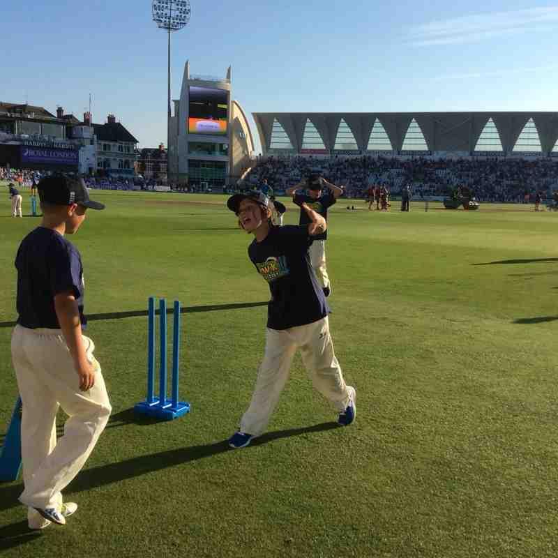 Trent Bridge England v Pakistan ODI- A record breaking day