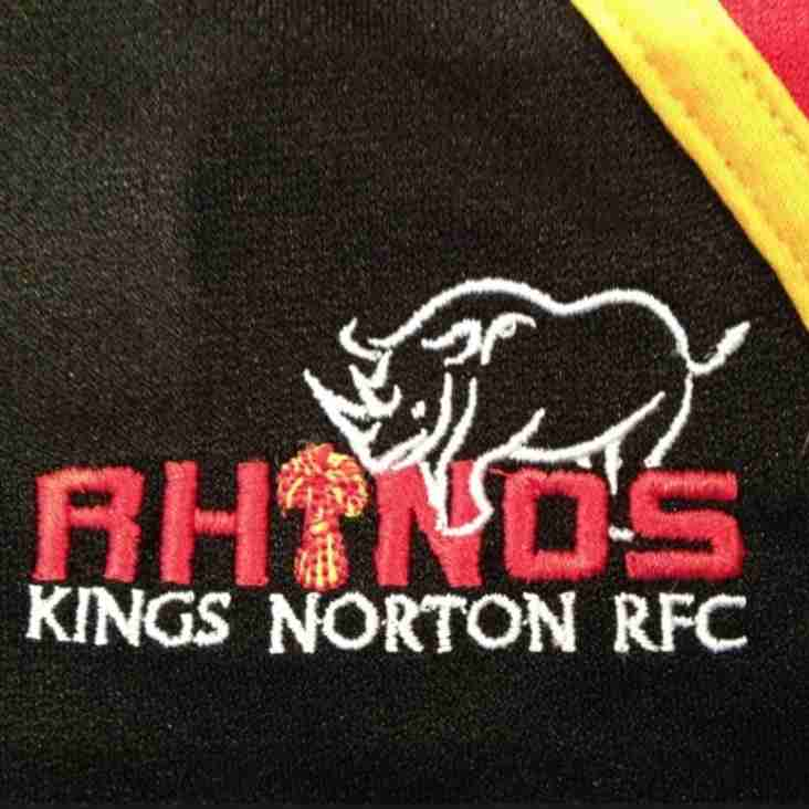 End of the season for the Rhinos