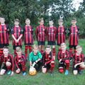 Under 11 Juniors beat Drakes Broughton Rangers 4 - 1
