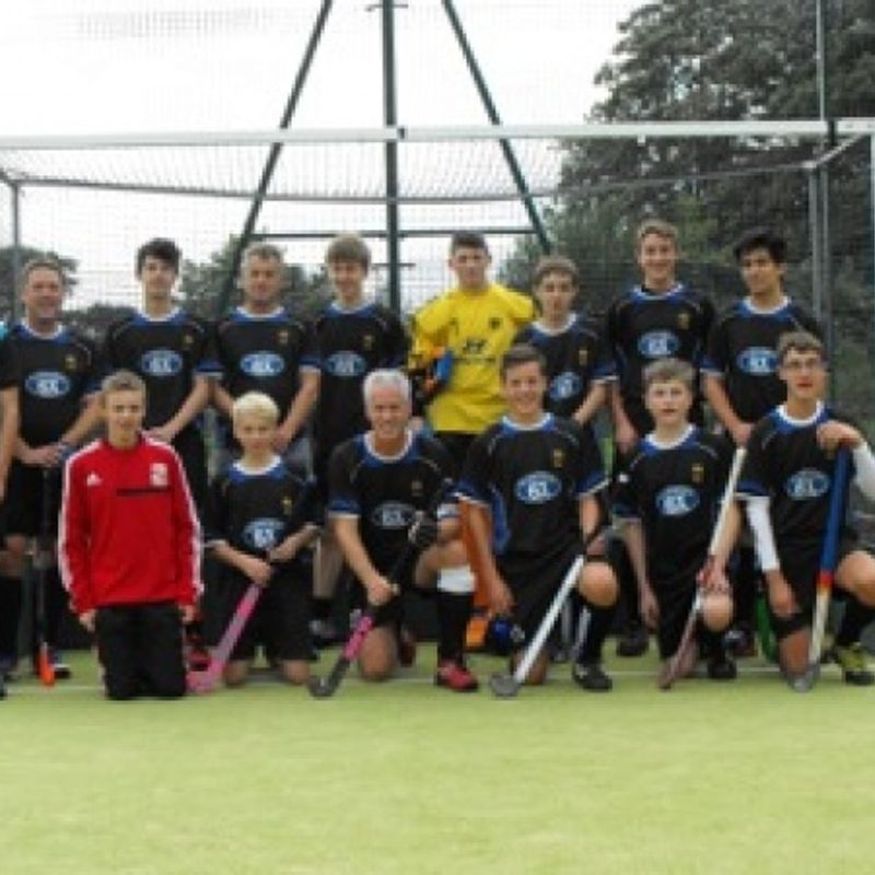 Mens 2s lose to Royal Wootton Bassett A 13 - 0