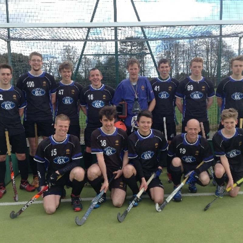 Mens 1s lose to Bristol University A 3 - 5