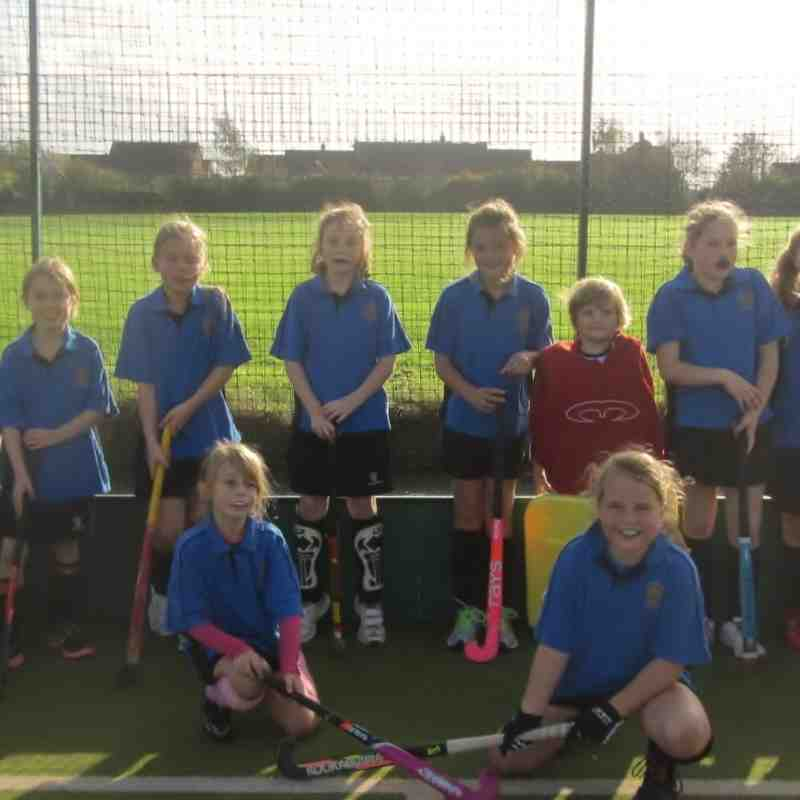 U10s vs Marlborough 09/11/14