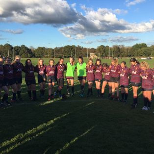 Girls U15 spectacular win