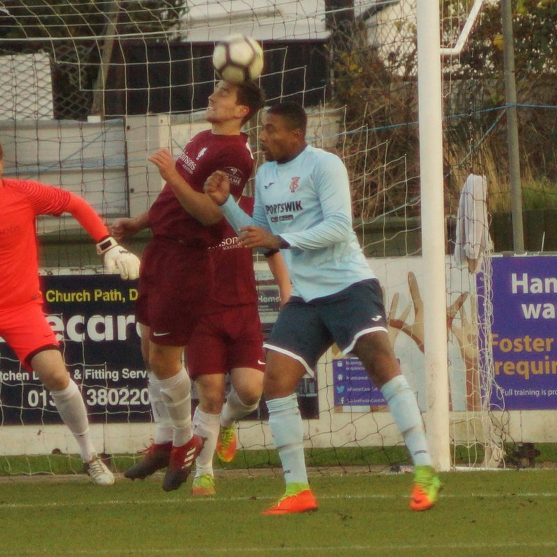 Red Card Controversy Again as City and Croydon Share the Spoils