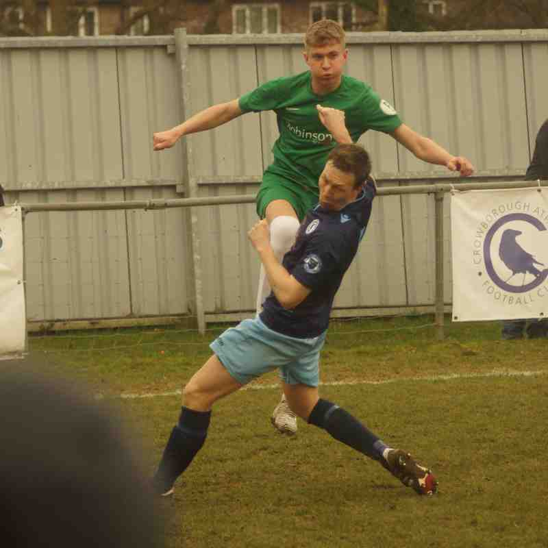 Crowborough Ath v City, 24/03/18