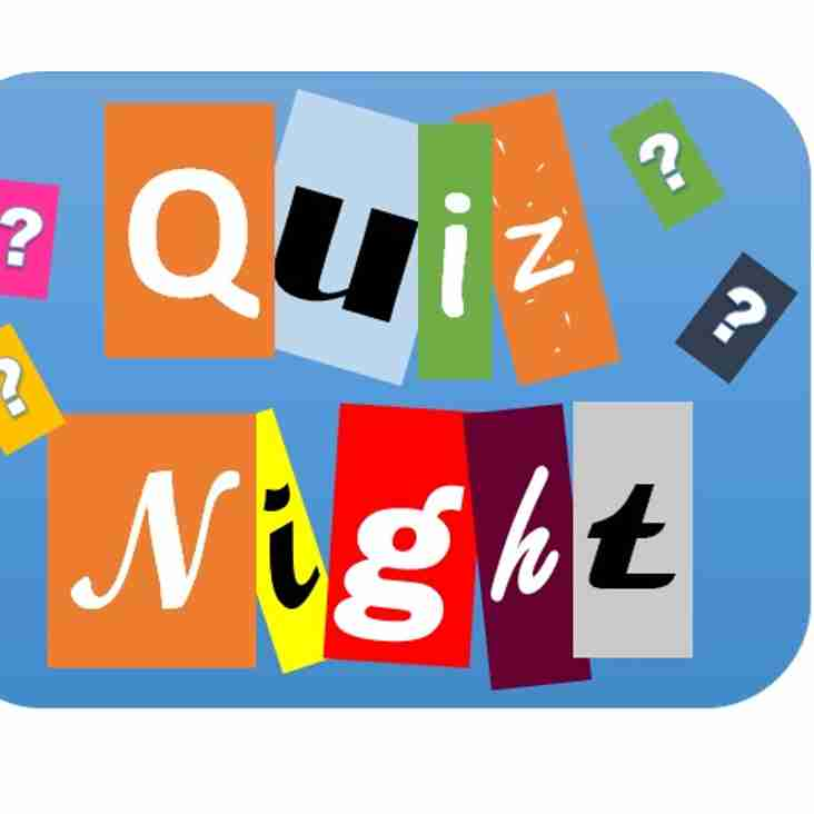 Quiz Night ! - 13 Jan at the Clubhouse
