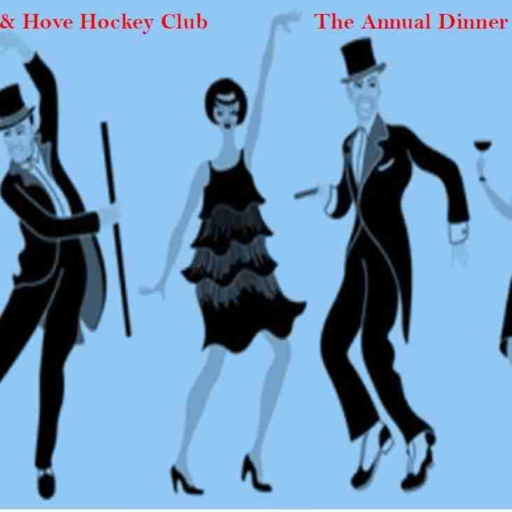 BHHC Annual Dinner Dance - 5 May 2018