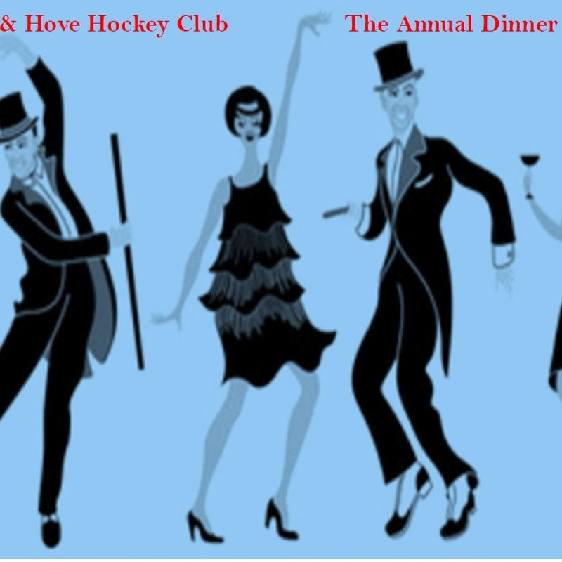 BHHC:  Annual Dinner Dance - 5 May 2018