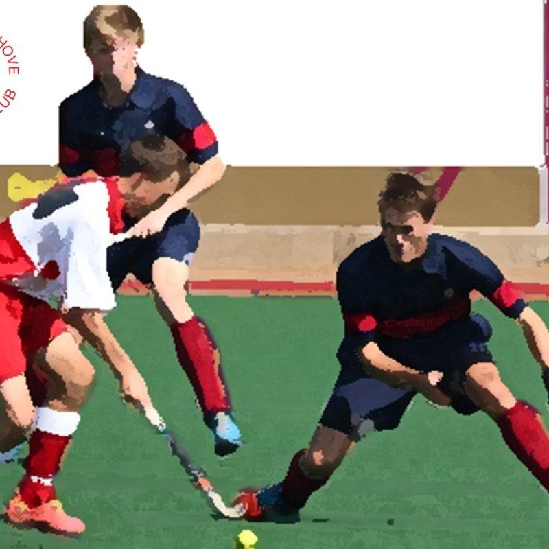 BHHC Juniors Feb 2019  Half Term Hockey